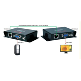 VGA & USB Point-To-Point Extenders