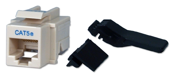 5-Pack 350MHz CAT5e Toolfree Beige RJ45 Keystone Jack C5JA-5 037229716900 Category 5e - C5 Basic Wall Plate Assemblies, Keystone Jack with ToolFree Based, Beige, RJ45, Enhanced, 5-Pack C5JACKAE x5   542738  C5JA5 C5JA-05      2187  microcenter Eckhardt Discontinued