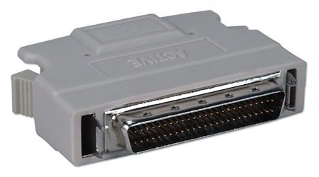 SCSI HPDB50 (MicroD50) Active External Terminator CC397A 037229339710 Terminator - External, SCSI II, Active, HPDB50M 27771  CC397A CC397A      2760  microcenter Carrico Discontinued