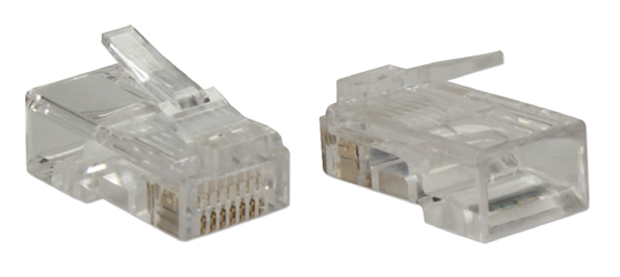 100pcs 350MHz CAT5e RJ45 Solid/Stranded Crimp Connectors CR45SD-100 037229721041 CAT5e Category 5 Connector, RJ45 Crimp, 50u, Solid, 100pcs (also works with Stranded type) CR6SD-100SP   527978  CR45SD100 CR45SD-100      3242  microcenter Michael Weiler Approved