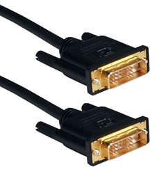 1-Meter Ultra High Performance DVI Male to Male HDTV/Digital Flat Panel Gold Cable HSDVIG-1M 037229490206 Cable, DVI-D High Performance Single Link for Flat Panel Video/Projector/HDTV, DVI M/M, 1M (3.28ft), 30AWG 635276  HSDVIG1M HSDVIG-01M  cables feet foot   3460  microcenter Carrico Discontinued