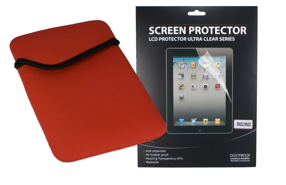 Reversible Sleeve and Screen Protector Combo Kit for iPad2/3 IC-RBPRO 037229000252 Reversible Sleeve/Bag/Case with Screen Protector for iPad2/3 Combo Kit IC-RB + ISP-K2     ICRBPRO IC-RBPRO      3487  microcenter Carrico Rejected