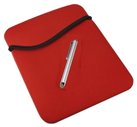 Reversible Sleeve and Premium Fabric Tip Stylus Combo Kit for iPad/2/3 and Tablets IC-RBSV 037229000245 Reversible Sleeve/Bag/Case with Stylus, Nylon padded bag for Apple iPad and iPad2 and other e-readers and tablets IC-RB + IS2-SV   264218  ICRBSV IC-RBSV      3488  microcenter David Chesrown Approved