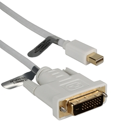 10ft Mini DisplayPort to DVI Digital Video Cable MDPDVI-10 037229009507 Cable, Mini-DisplayPort v1.1 Compliant, Convert Mini-DisplayPort Audio/Video into DVI Video, DP Male to DVI-D Male, 10ft 10DP-MDPDVI-10  YW3117 MDPDVI10 MDPDVI-10  cables feet foot   3589 IMCE microcenter Edward Matthews Pending