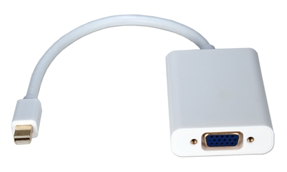 Mini DisplayPort/Thunderbolt to VGA with Audio Digital Video Adaptor MDPVGA-MFA 037229004922
