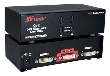 2x1 2Port DVI UXGA Digital Video Share Switcher MDVI-21P 037229006834 Video Selector/Share Switch with Built-in 32ft Booster, Up to 2 DVI Video, 1600x1200 60Hz Resolution, DVI-I Connectors M201DVI  DRM-1712F+ 785162  MDVI21P MDVI-21P   feet foot   3600  microcenter Edward Matthews Discontinued