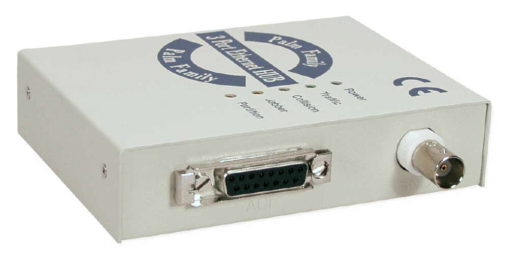 AUI/BNC Ethernet Network Repeater NER3393 037229504118