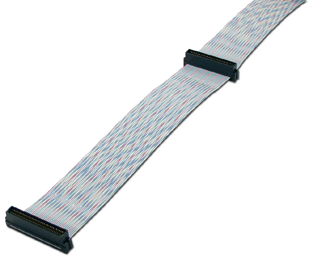 59 Inches Ultra320SCSI LVD Five Drives TPO Twisted Pairs Ribbon Cable SCU160-5 037229110654