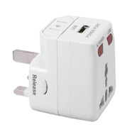 World Travel Power Adapter