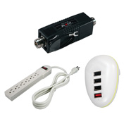 Surge Protectors & Power Strips