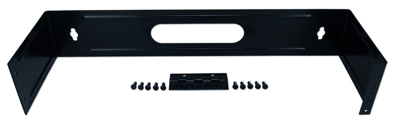 "2U Wallmount Hinged Patch Panel Bracket C5BRK2 037229715156 Category 5 - 2U 19"" Patch Panel Wall Mount Bracket Kit, Accommodates (2) 12/24 or (1) 48Ports, (3.5""x19"") JE313/2 540179  C5BRK2 C5BRK2      2175  microcenter Michael Weiler Approved"
