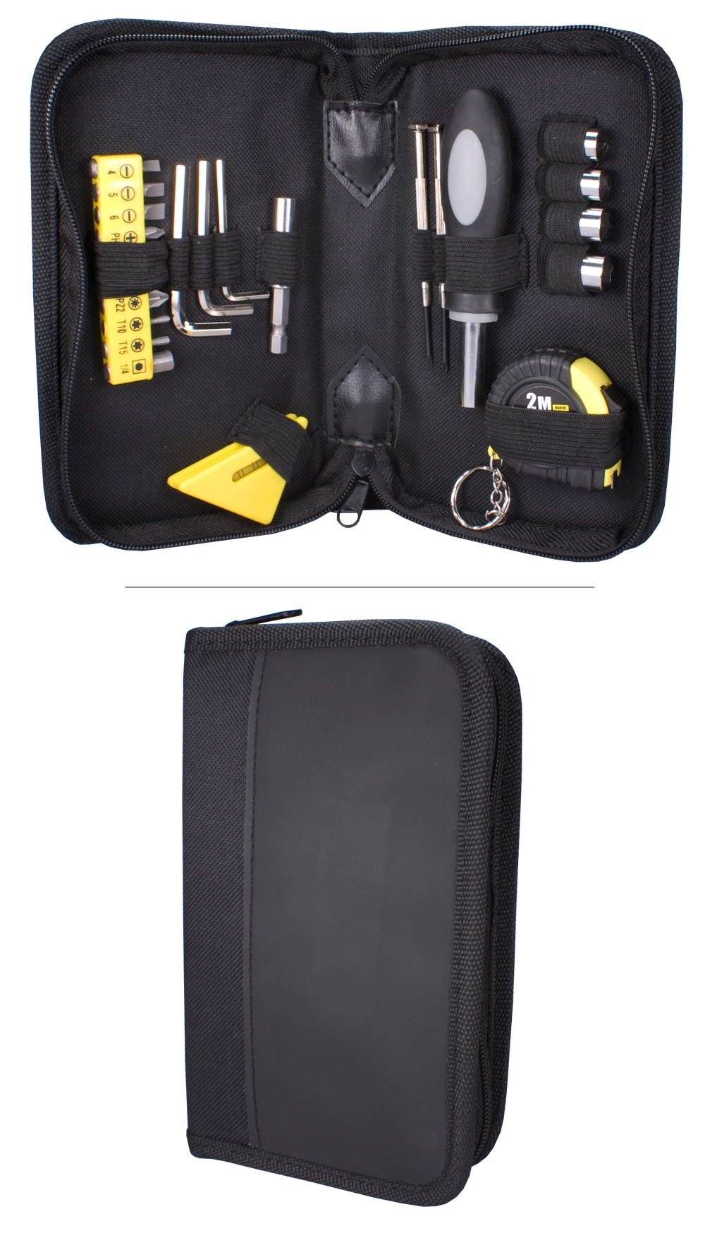 23pc Technicians Tool Kit with Level and Tape Measure CA216-K3 037229002201 24pc Technician Tool Kit with Level and Tape Measure 698597 TB7307 CA216K3 CA216-K3      2109 IMCE microcenter Michael Weiler Approved