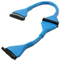 "18 Inches 3.5 Inches Floppy Dual Drives Blue Round Internal Cable CC2205R-BL 037229111057 Cable, Premium Round Internal Dual 3.5"" Floppy Drive, Blue, 18"" CC2205RBL CC2205R-BL  cables    2407"