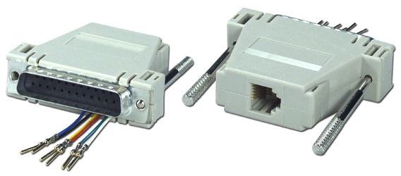 DB25 Male to RJ12 Female Serial/Terminal Modular Adaptor CC434 037229334340 Adaptor, Serial RS232 to RJ12/RJ11 6Wires Modular, RJ12F/DB25M (Custom Pin-Out Application) 571133  CC434 CC434 adapters adaptors     2823  microcenter Michael Weiler Approved
