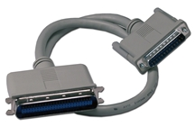 2ft SCSI DB25 Male to Cen50 Male External Cable CC535-02 037229535020 Cable, PC/Mac SCSI System, DB25M/Cen50M, 2ft 738179  CC53502 CC535-02  cables feet foot   2858  microcenter  Discontinued