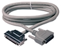 6ft UltraSCSI/LVD HPDB68 (MicroD68) Male to DB25 Male Premium Cable CC606D-06 037229606065 Cable, UltraSCSI/LVD SCSI III to Zip or Mac, DB25M/HPDB68M, 6ft (Thumbscrews Type) 138693  CC606D06 CC606D-06  cables feet foot   2903  microcenter  Discontinued