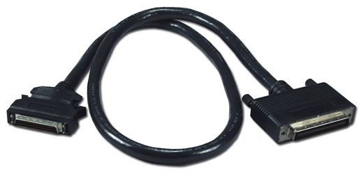 3ft IBM SCSI HPCen60 (MicroCen60) Male to HPDB50 (MicroD50) Male Premium Cable CC613D-03 037229613032