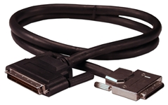 10ft Ultra320SCSI LVD VHDCen68 (.8mm VHDCI) Male to HPDB68 (MicroD68) Male Premium Cable CC622D-10 037229609110 Cable, .8mm UltraSCSI Up to 160/320MBps (SCSI V)/Ultra 2 & 3/LVD to SCSI III Device, VHDCen68M/HPDB68M, 10ft 145821  CC622D10 CC622D-10  cables feet foot   2918  microcenter Carrico Discontinued
