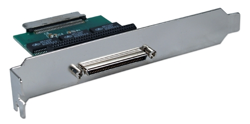 SCSI Ultra320 HPDB68/VHDCen68 LVD/SE Pass-Thru Internal Terminator with VHDCen68 (.8mm VHDCI) External Port CC624IIE 037229110975 Terminator - Dual Internal with External Pass-Thru Port, SCSI Ultra160/320 LVD/SE, HPDB68F/VHDCen68F(Int)/VHDCen68F(Ext) CC624IIE CC624IIE      2923