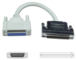 8 Inches SCSI DB25 Female to HPDB68 (MicroD68) Male Adaptor CC635AC 037229635003 Adaptor, SCSI, DB25F/HPDB68M 159285  CC635AC CC635AC adapters adaptors     2929  microcenter  Discontinued