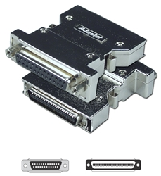 SCSI HPCen50 (MicroCen50) Male to DB25 Female Adaptor CC642A 037229642001 Adaptor, SCSI, HPCen50M/DB25F 159947  CC642A CC642A adapters adaptors     2935  microcenter  Discontinued