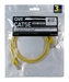 100ft 350MHz CAT5e Flexible Snagless Yellow Patch Cord - CC711-100YW