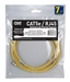 100ft 350MHz CAT5e Flexible Yellow Patch Cord - CC712E-100YW