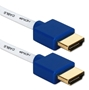 10ft High Speed HDMI UltraHD 4K with Ethernet Thin Flexible Cable HDT-10FB 037229401769