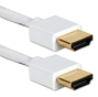 3ft High Speed HDMI UltraHD 4K with Ethernet Thin Flexible Cable HDT-3FW 037229401653