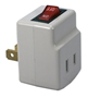 Single-Port Power Adaptor with Lighted On/Off Switch PA-1P 037229334104 Single-Port/1-Outlet 2-Prong Power Adaptor with On/Off Switch 153700 KV7013 PA1P PA-1P adapters adaptors     2117 IMCE microcenter Zachary Sheets Approved
