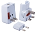 Premium World Power Travel Adaptor Kit with Surge Protection and 1Amp USB Charger - PA-C2