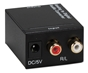 RCA Stereo Analog to Digital S/PDIF Audio Converter RCA-SPDIF 037229488623
