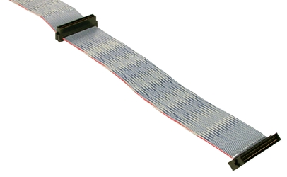 49 Inches Ultra160 SCSI Four Drives PVC Twisted Pairs Ribbon Cable SCSIU3S-4 037229110432