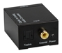 Digital S/PDIF to Stereo Analog RCA Audio Converter SPDIF-RCA 037229488616