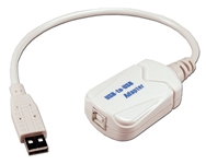 "USB to USB File Transfer and Game/Peripherals Sharing Adaptor USB-QNET 037229220964 Cable, USB to USB Peer to Peer Network/Data Transfer Cable with Built-in 6"" Cable, Expands Up to 17 PC's UC-200 367318  USBQNET USB-QNET  cables    3901  microcenter  Discontinued"