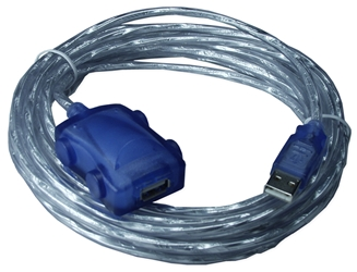 16ft USB Compliant Active Extension Cable for Up to 80ft USB-RPTR 037229220865