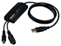 3ft USB to Video Capture Adaptor Cable USB-VIDEO 037229220926 USB to PC Video/Multimedia Capture Adaptor, S-Video (Mini4F) and Composite (RCA) Connections, PC Windows Only USB-AV   900084  USBVIDEO USB-VIDEO adapters adaptors     3902  microcenter  Discontinued